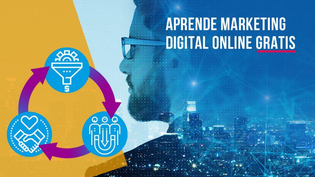 Aprende Marketing Digital Online Gratis