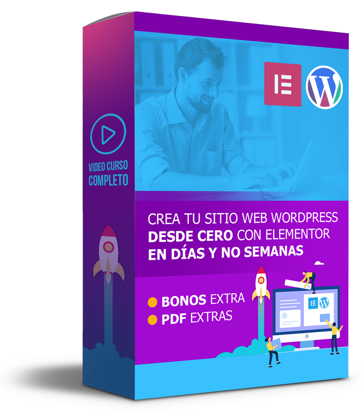 Crea Tu Pagina Web con WordPress