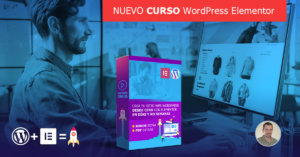 Curso Crea Tu Pagina Web Con WordPress y Elementor