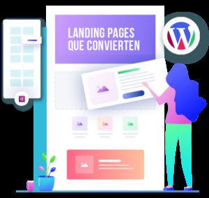 Como Crear Landing Page con Elementor y WordPress