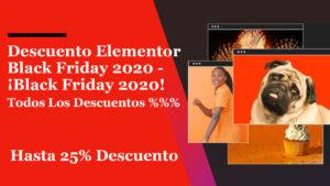 Descuento Elementor Black Friday 2020 - ¡Black Friday 2020! Todos Los Descuentos %%%